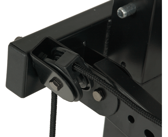 Sealed Pulley System