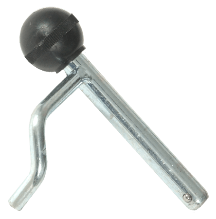 heavy duty steel pin