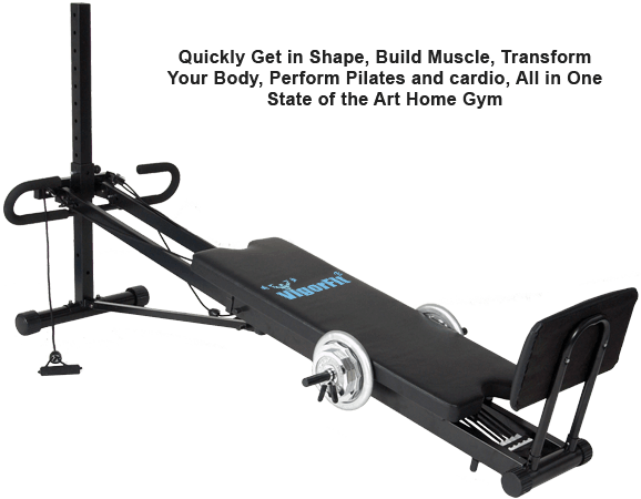 Forget Total Gym The Vigorfit Home Gym Offers Real Results